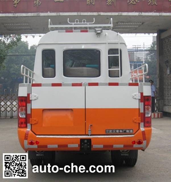 Huazhong WH5063XGCQ1 engineering works vehicle