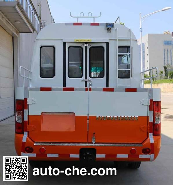 华中牌WH5065XGCFD工程车