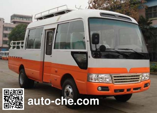 Huazhong WH5074XGCQ engineering works vehicle