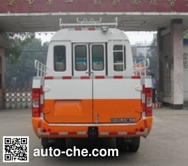 华中牌WH5065XGCF工程车