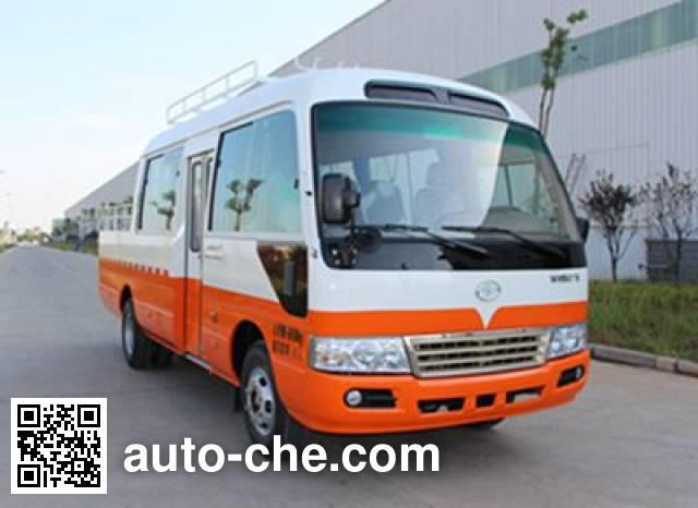 华中牌WH5075XGCFJ工程车