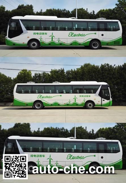 华中牌WH6100BEV纯电动客车