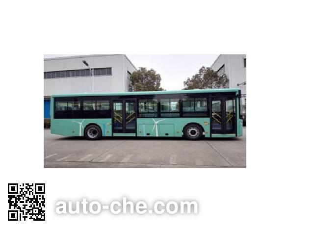 华中牌WH6100GBEV纯电动城市客车