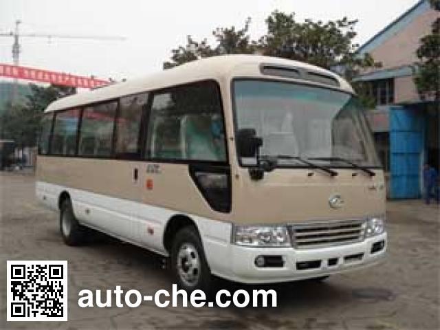 华中牌WH6702F客车