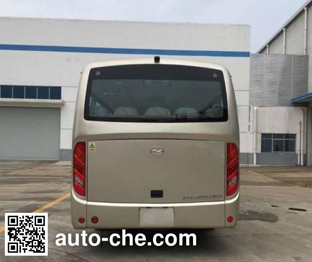 华中牌WH6800BEV纯电动客车