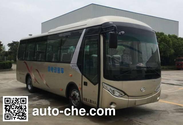 Huazhong WH6800BEV electric bus