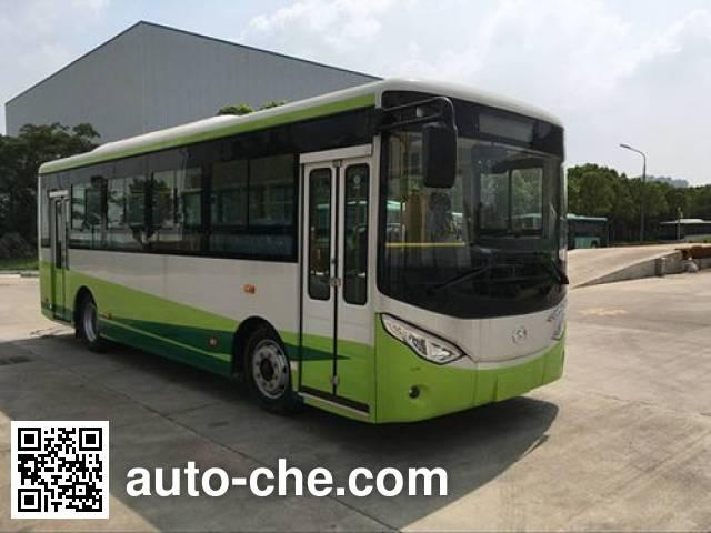 华中牌WH6800GBEV纯电动城市客车