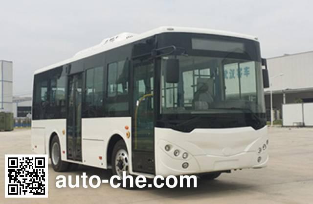 华中牌WH6820GBEV纯电动城市客车