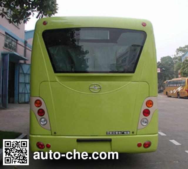 华中牌WH6830G2城市客车