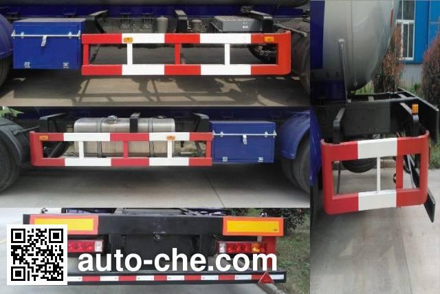 Siliu WHC5311GYQ liquefied gas tank truck