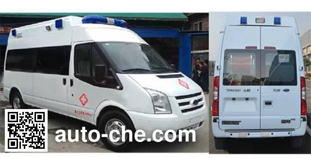 Yunhe WHG5035XJHA ambulance