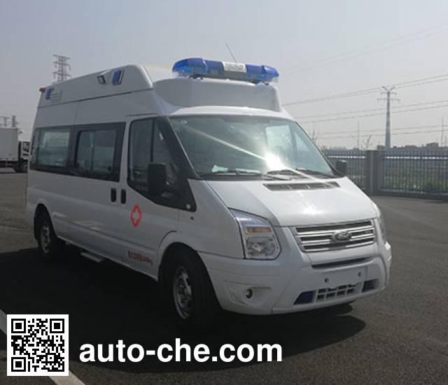 Yunhe WHG5035XJHB ambulance