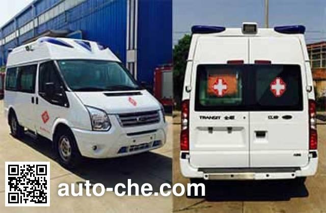 Yunhe WHG5036XJH ambulance