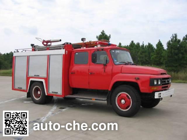 云鹤牌WHG5090GXFPM32泡沫消防车