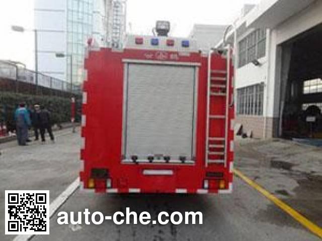 云鹤牌WHG5100GXFPM35泡沫消防车