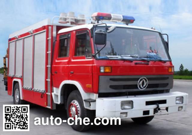 云鹤牌WHG5110TXFJY75抢险救援消防车