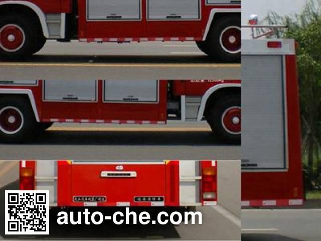 Yunhe WHG5120GXFPM40 foam fire engine
