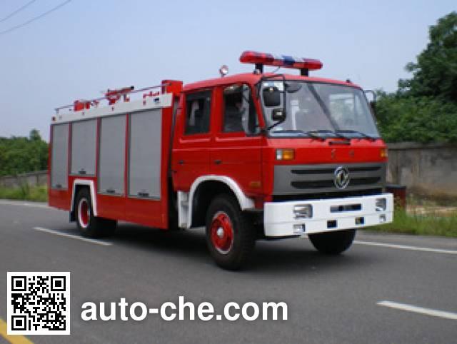 云鹤牌WHG5141GXFPM50泡沫消防车