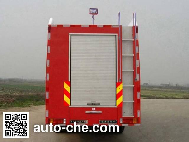 Yunhe WHG5190GXFPM80W foam fire engine