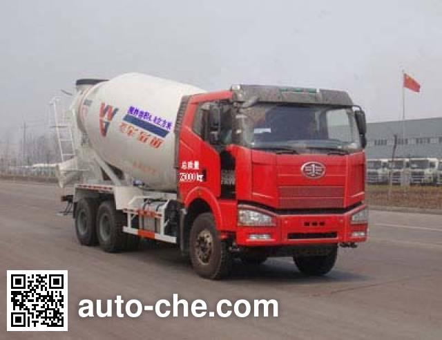 Chuxing WHZ5250GJBCA concrete mixer truck