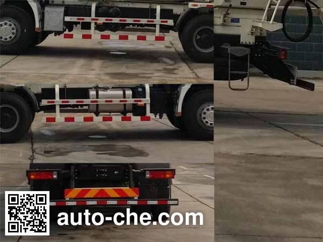 楚星牌WHZ5250GJBSX4混凝土搅拌运输车