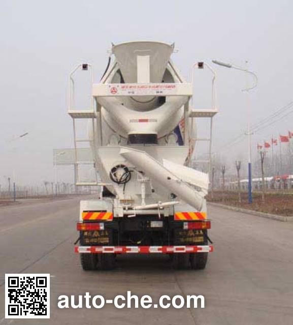 Chuxing WHZ5256GJBS concrete mixer truck