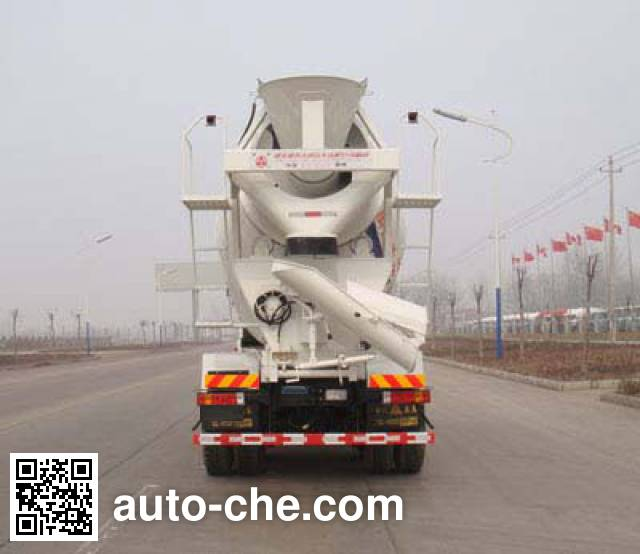 Chuxing WHZ5254GJBCA concrete mixer truck