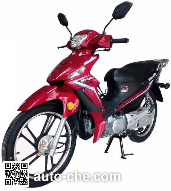 Wangjiang WJ125-20 underbone motorcycle