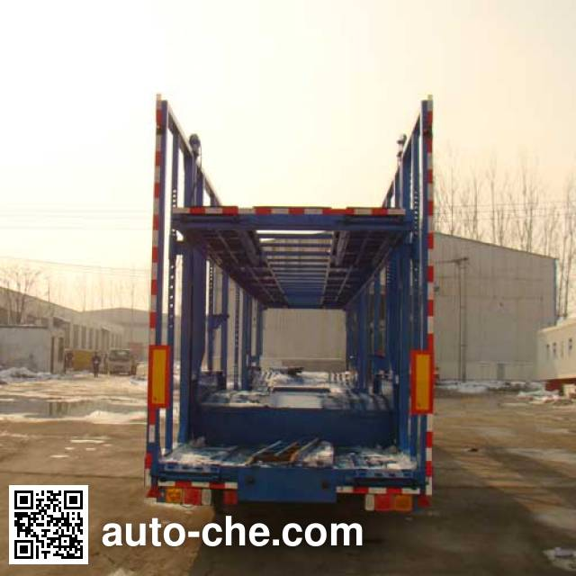 Junwang WJM9200TCC vehicle transport trailer