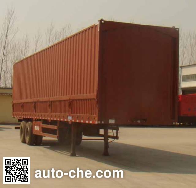 Junwang WJM9350XYK wing van trailer