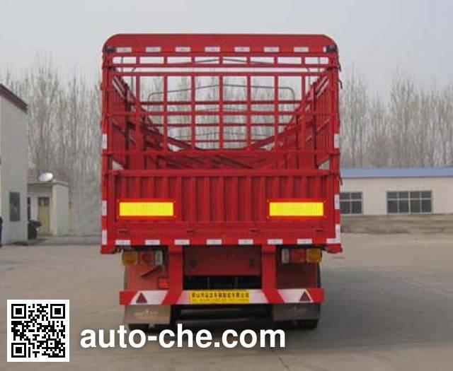 Junwang WJM9370CCY stake trailer