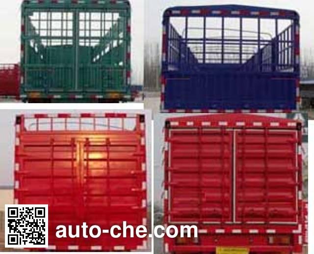 Junwang WJM9373CCY stake trailer