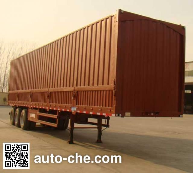 Junwang WJM9401XYK wing van trailer