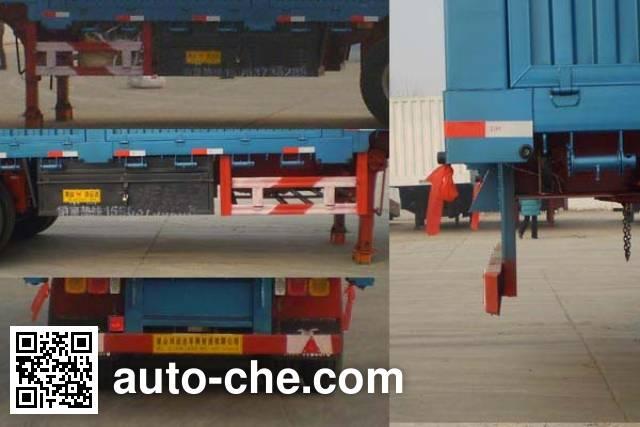 Junwang WJM9409CCY stake trailer