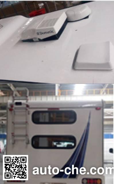 佰斯威牌WK5030XLJZA5G旅居车