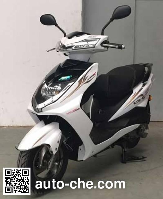 Wanglong WL125T-4D scooter