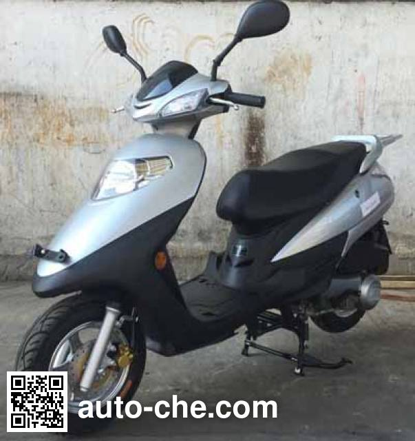 Wanglong WL125T-5E scooter