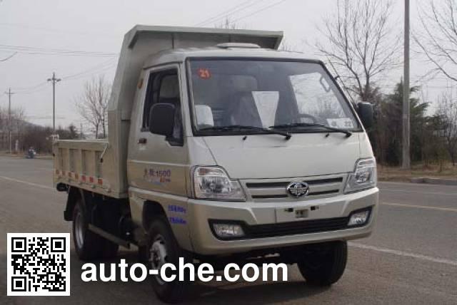 Wuzheng WAW WL2810D1 low-speed dump truck