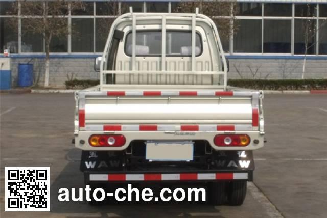 五征牌WL2810D1自卸低速货车