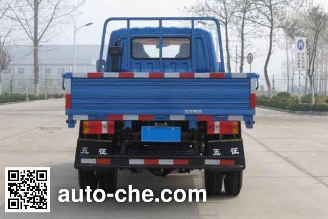 Wuzheng WAW WL4020PD7 low-speed dump truck