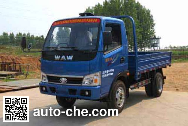 五征牌WL2820D2自卸低速货车