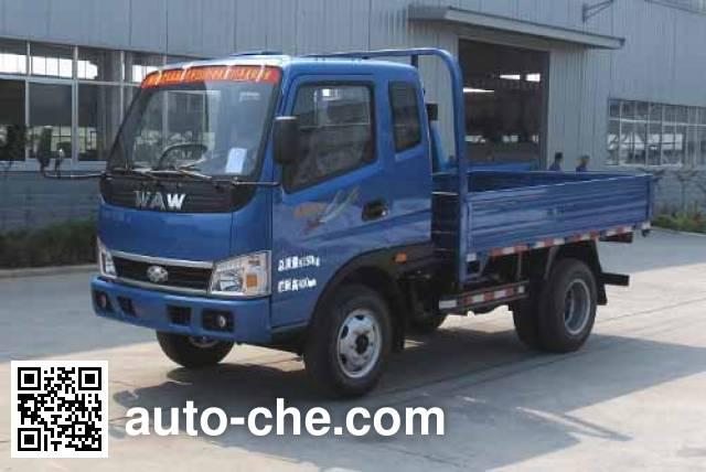 Wuzheng WAW WL2820PD1 low-speed dump truck