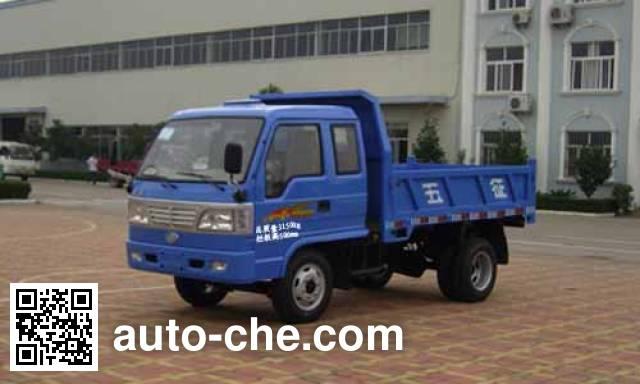 Wuzheng WAW WL4010PDA low-speed dump truck
