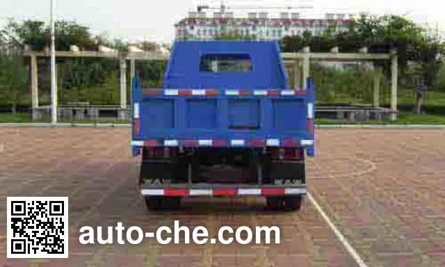 Wuzheng WAW WL4015PD3A low-speed dump truck