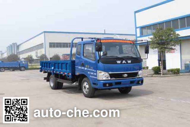 Wuzheng WAW WL4020PD6 low-speed dump truck