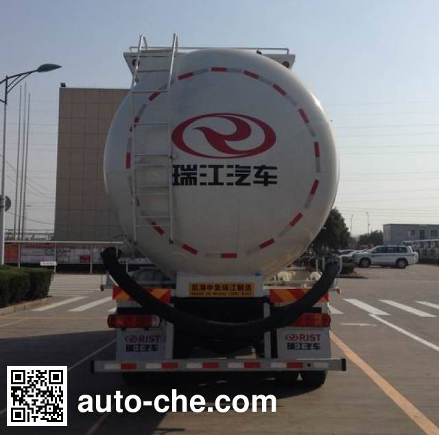 RJST Ruijiang WL5250GFLBJ43 low-density bulk powder transport tank truck