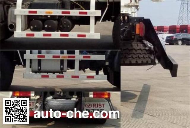 瑞江牌WL5250GJBCA33混凝土搅拌运输车