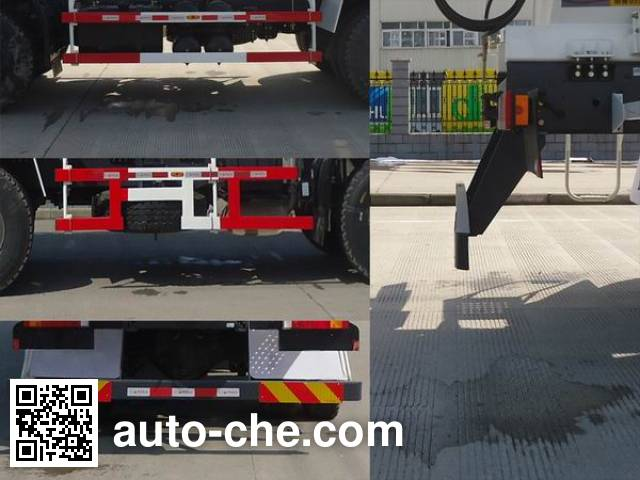 瑞江牌WL5250GJBDF40混凝土搅拌运输车