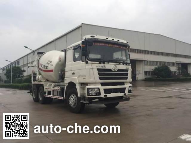 RJST Ruijiang WL5250GJBSX44 concrete mixer truck