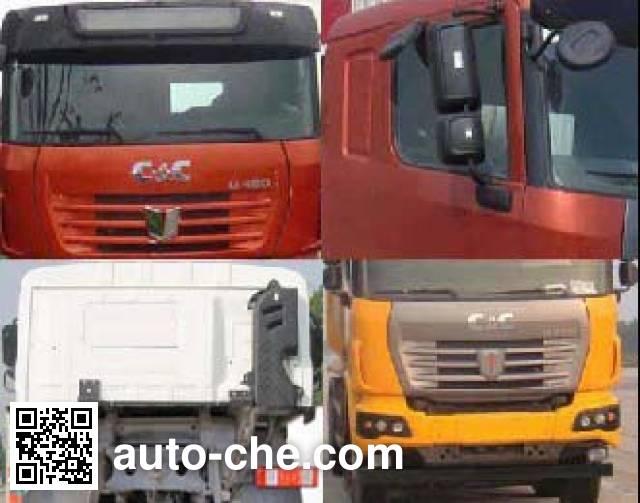 RJST Ruijiang WL5251GJBSQR42 concrete mixer truck